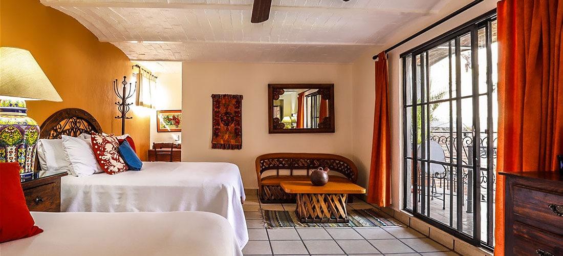 Bouganvilla guestroom