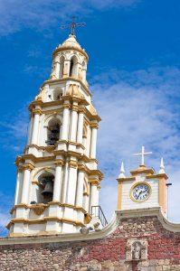Ajijic Mexico church