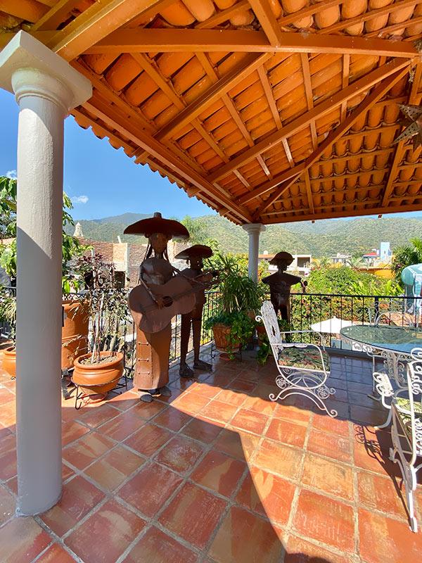 Mirador or Balcony